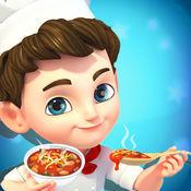 烹饪故事餐厅游戏