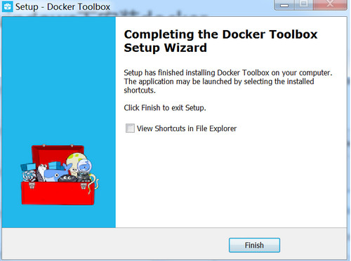 docker toolbox windows