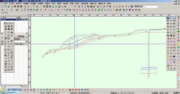 section增强辅助制图软件