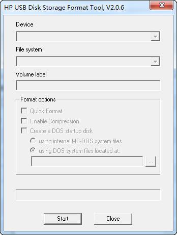 preformat万能U盘低级格式化工具