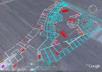 CAD转KML工具(Acad2kml.vlx)