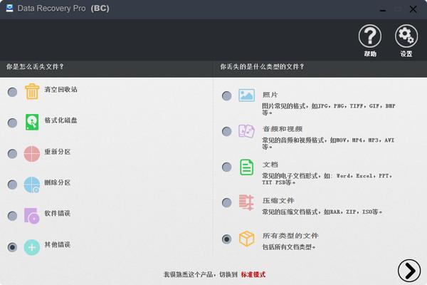 刺梨照片恢复必赢亚洲bwin988net Data Recovery Pro(BC)