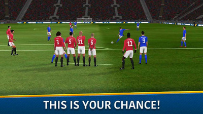 足球游戲哪個好玩 手機上最好玩的十款足球游戲推薦