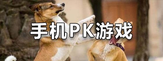 手机PK游戏