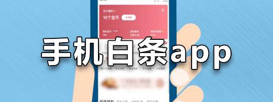 手机白条app