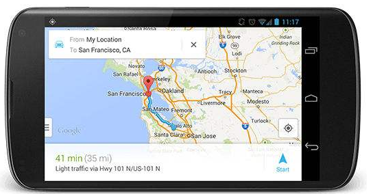 手机导航软件排行榜 好用的手机导航软件有哪些