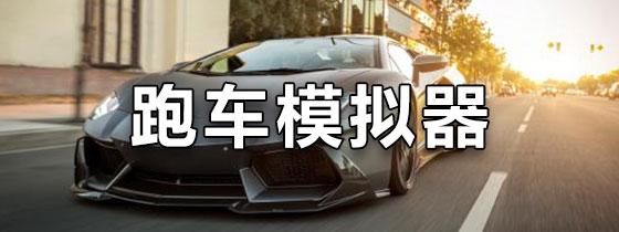 跑车模拟器