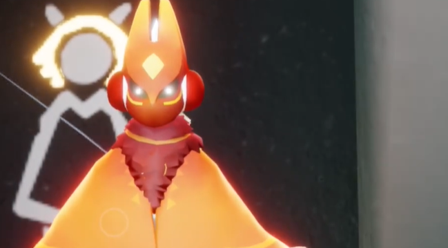 光遇红狐狸面具搭配 红狐狸面具搭配推荐
