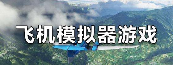 飞机模拟器游戏中文版