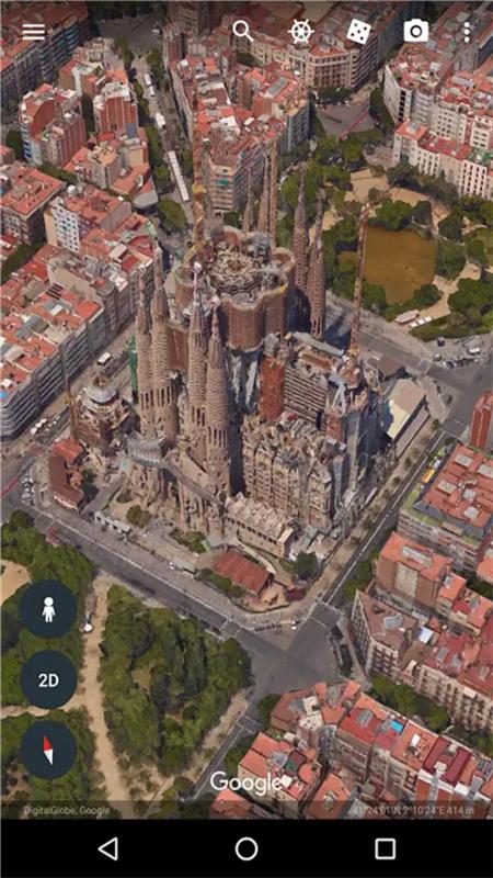 谷歌地球苹果版_图片3