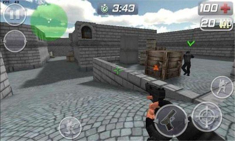 反恐枪战3D_图片1