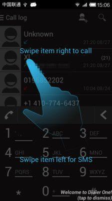 Dialer One智能拨号_图片1