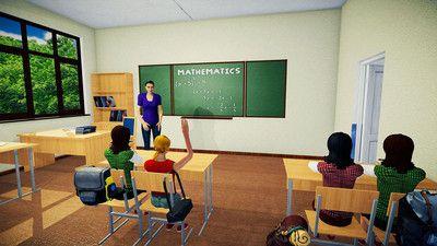 学校女孩模拟器_图片1