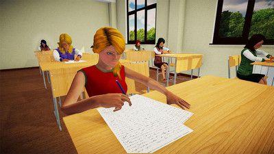 学校女孩模拟器_图片3