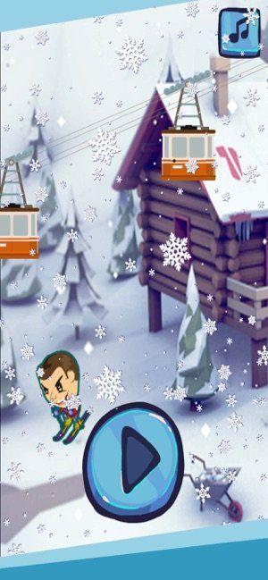 雪地滑雪_图片2
