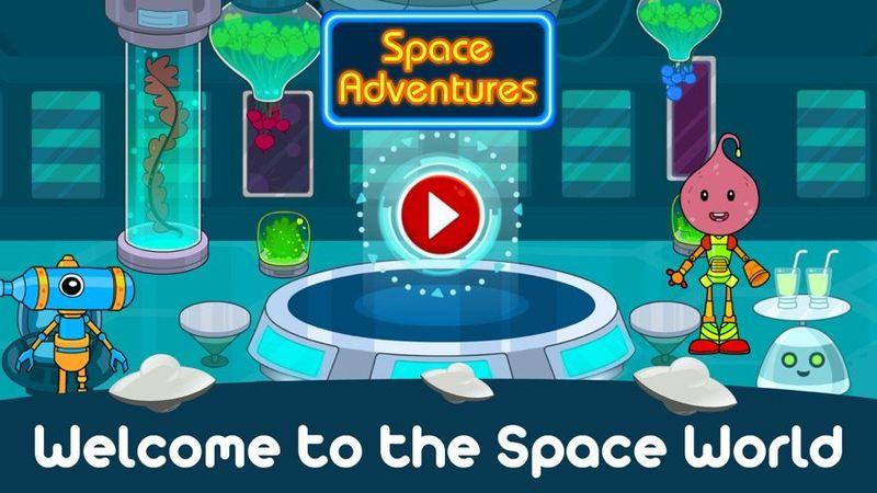 我的太空城镇冒险_图片3