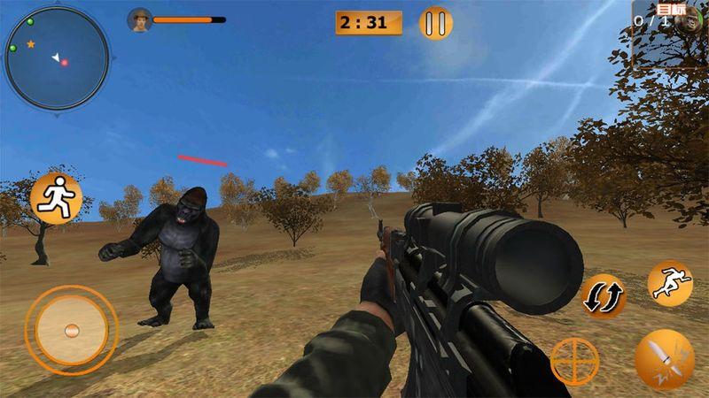 荒野狩猎模拟_图片4