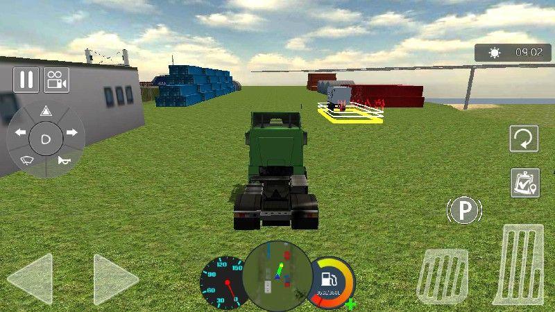 真实模拟卡车_图片4