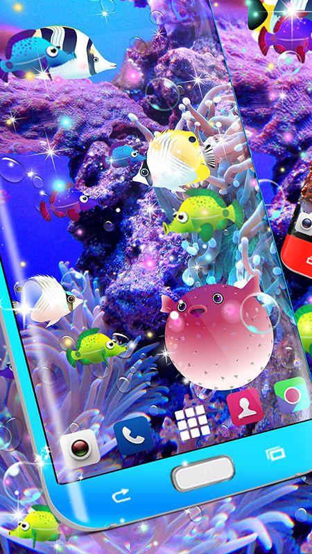 鱼动态壁纸_图片2