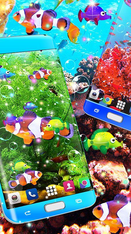 鱼动态壁纸_图片4