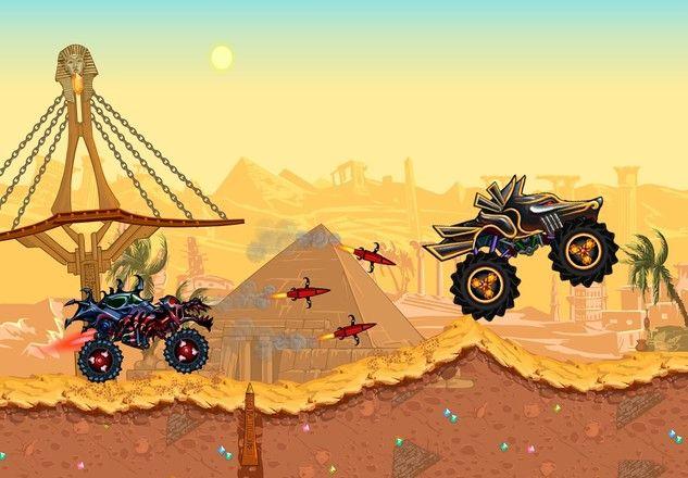 疯狂卡车爬坡赛_图片3