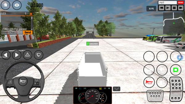 IDBS马巴尔卡车模拟_图片3