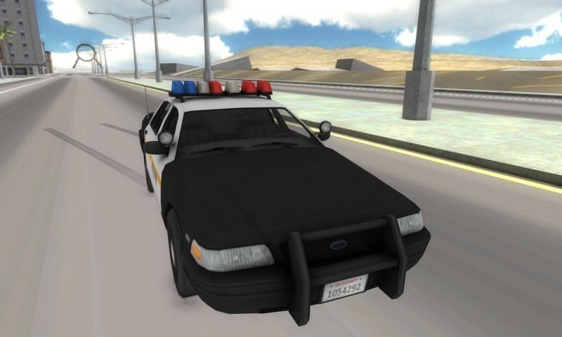 警车训练场_图片4