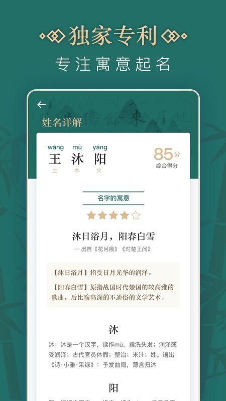 熊猫起名宝宝取名软件_图片2
