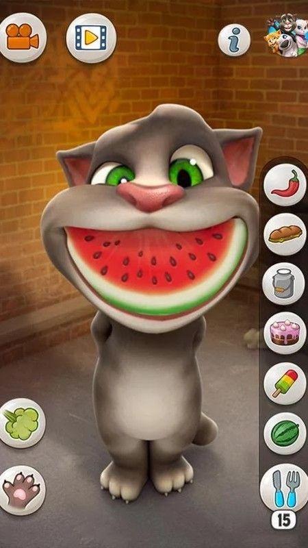 会说话的汤姆猫苹果_图片2