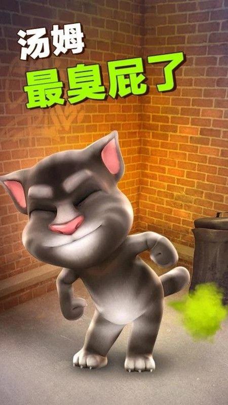会说话的汤姆猫苹果_图片1