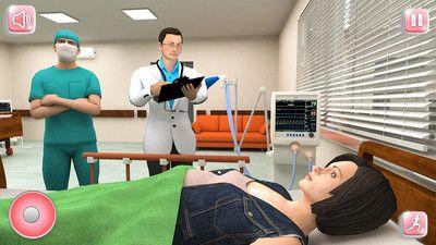 怀孕的母亲模拟游戏_图片1