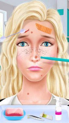女孩爱化妆_图片2