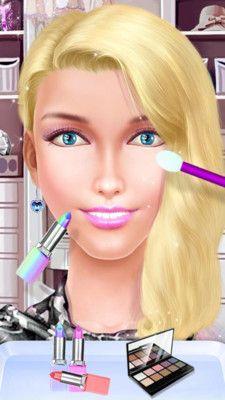女孩爱化妆_图片4