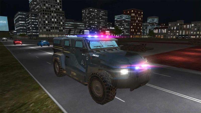 美国警车驾驶_图片3