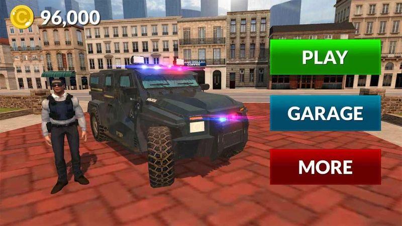 美国警车驾驶_图片4