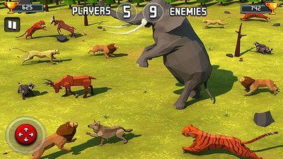 动物王国战争模拟器3D_图片1