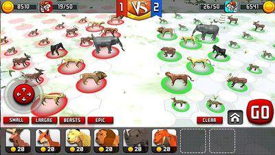 动物王国战争模拟器3D_图片2