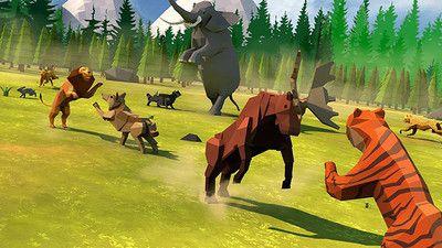 动物王国战争模拟器3D_图片5