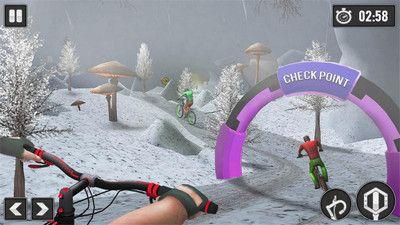 自行车下坡_图片2
