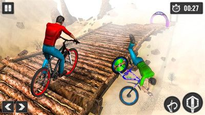 自行车下坡_图片3