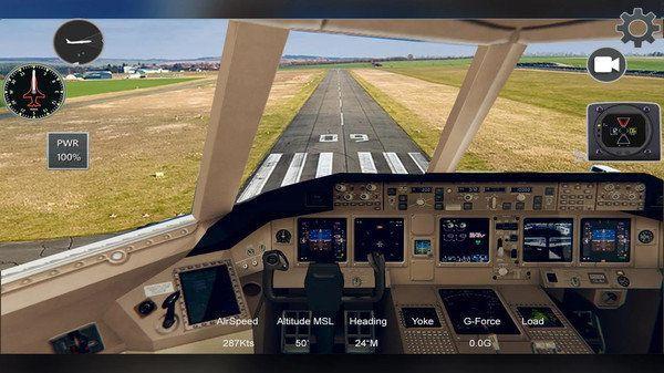 飞机模拟器2020_图片1