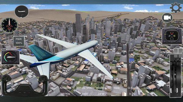 飞机模拟器2020_图片3