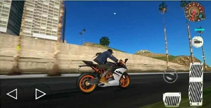 印度自行车模拟器3D_图片1