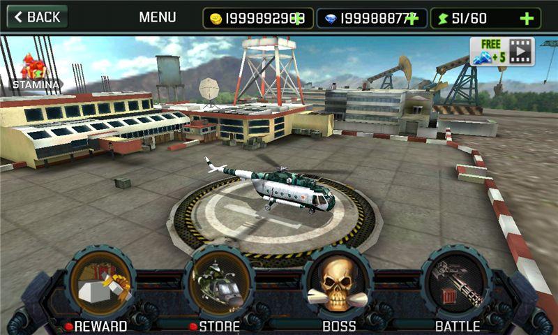 直升机空袭3D_图片3