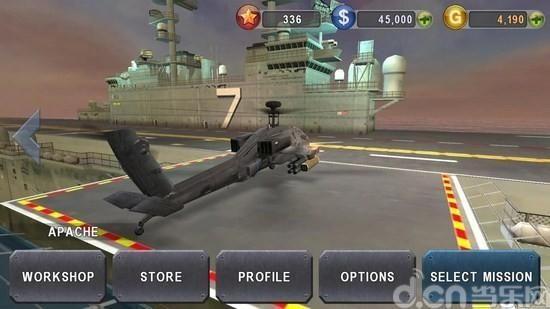 炮艇战3D直升机_图片4