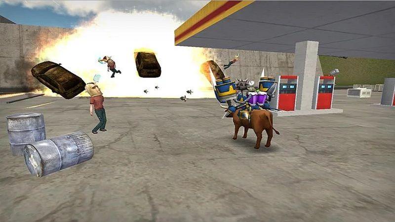 模拟公牛_图片1