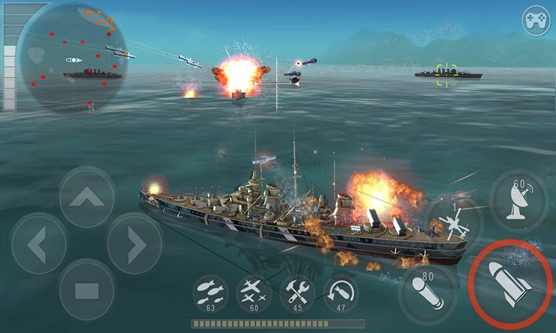 海岛战舰奇兵_图片2