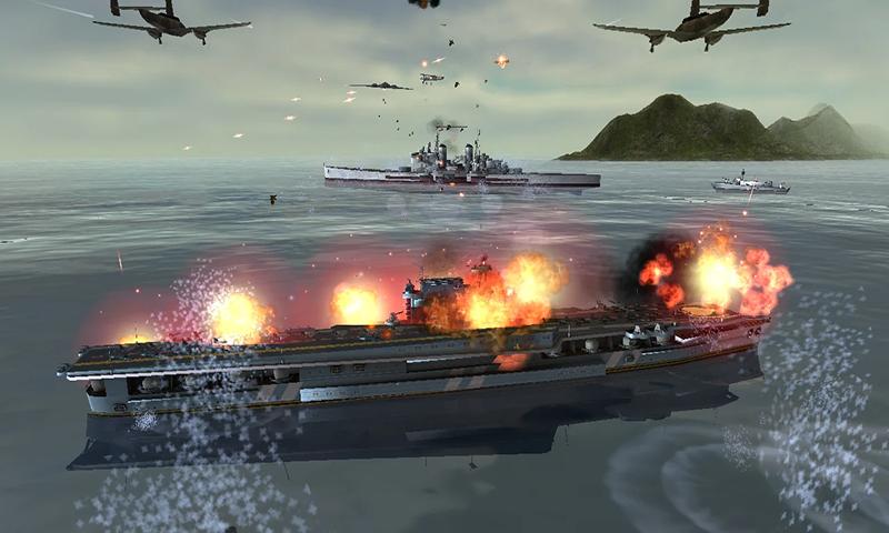 海岛战舰奇兵_图片3