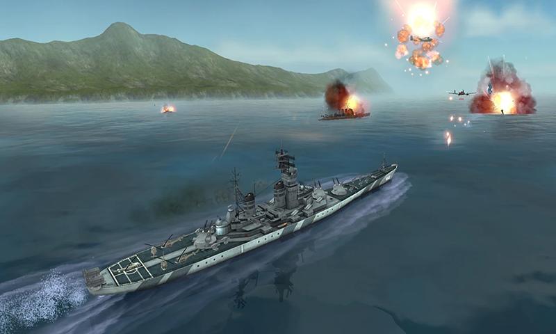 海岛战舰奇兵_图片1