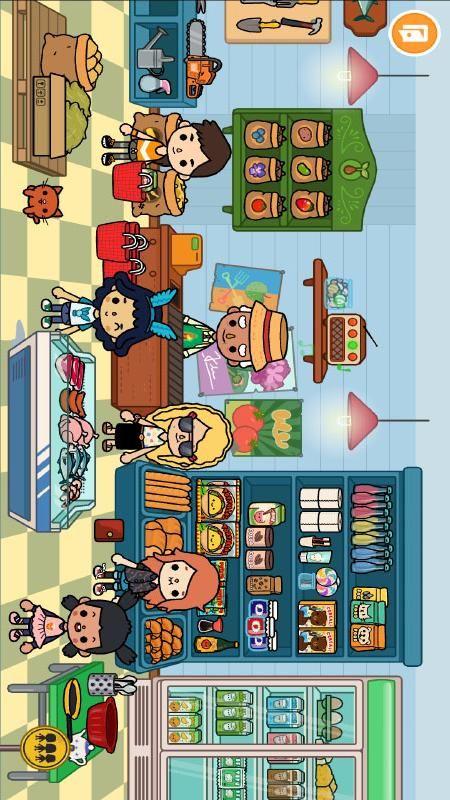 迷你城镇超级商场_图片2